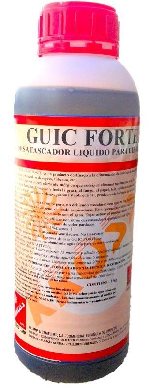 DESATASCADOR LIQUIDO KROSS FORTE (2L).