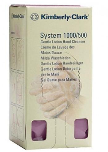 GEL SUAVE SYSTEM 1000/ 500 (500 Gms x 12 CARGAS)