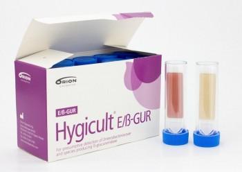 HYGICULT  E/B GUR (Enterobacterias y E.coli) 10u.